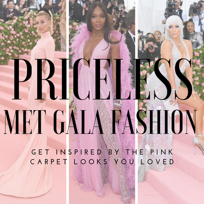 Priceless Met Gala '19 Looks to Copy | Met Gala Fashion | Priceless