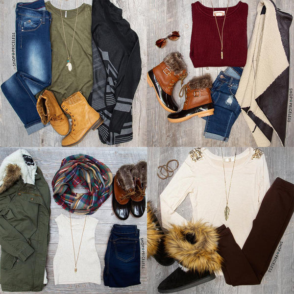 Top 10 Favorite Winter Outfits