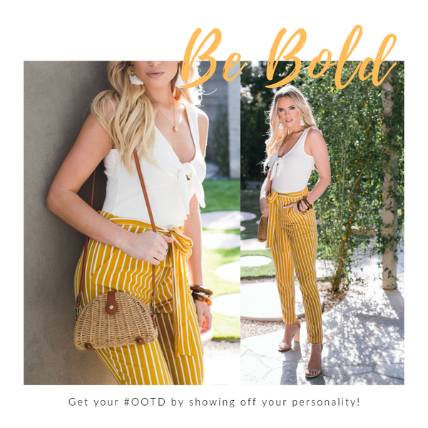 Outfit of the Day: Be Bold | Cute Women's Spring Outfits | Priceless