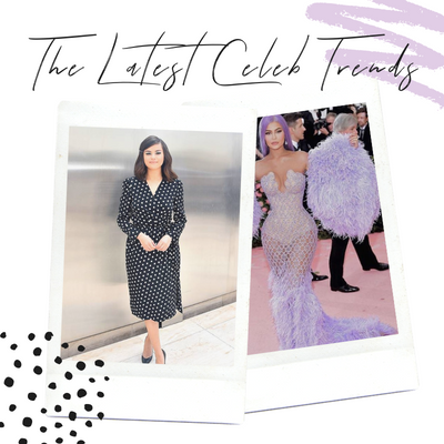 The Latest Celeb Trends | Spring Fashion | Priceless