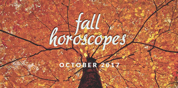 October Horoscopes + Fall Fashion Finds