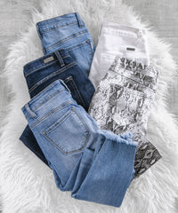 Denim Jeans Fall Outfits