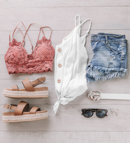 Casual Outfit | Vacay Look | Womens