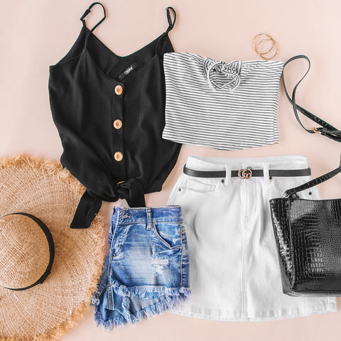 Casual Outfits | Vacay Looks | Womens
