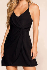 Little Black Dress Fall Outfit