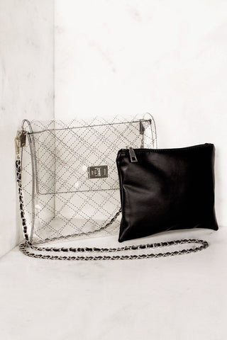 Ashley Waist Bag - Black