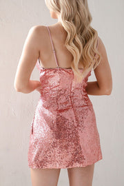 Rose Sparkle Dress