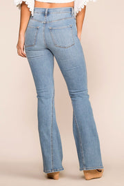 Priceless | Denim | Flare Jeans |  High Waisted | Womens