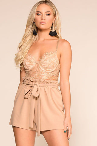 Aurora Maxi Dress - Blush