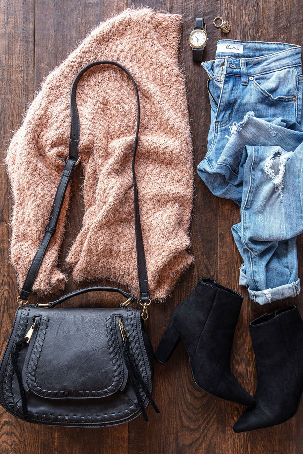 Robinson Clay Knit Sweater