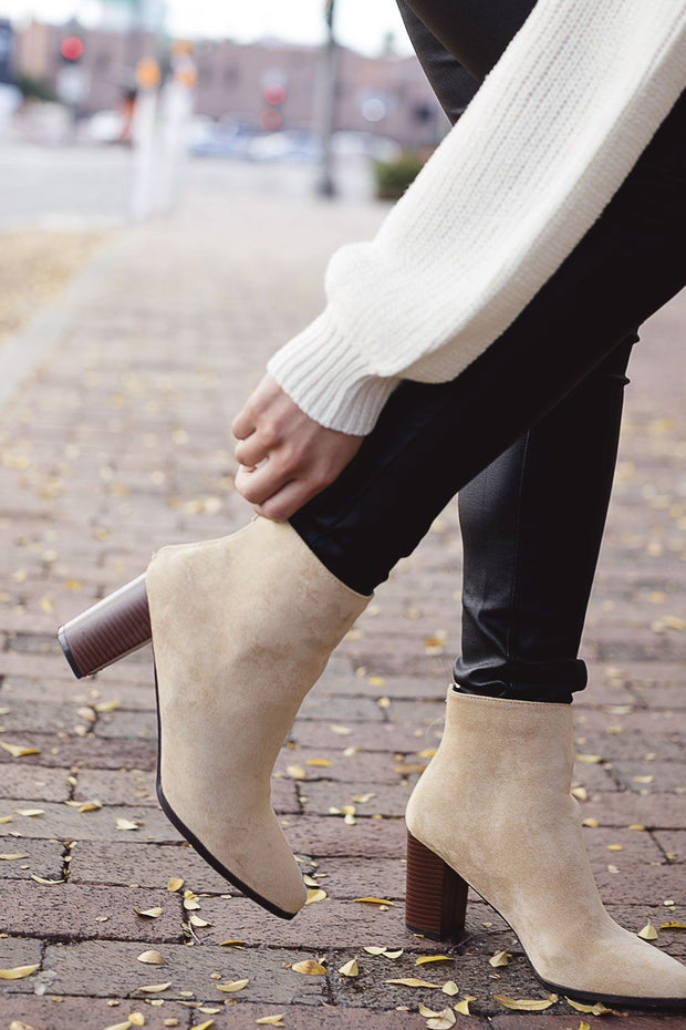 Day By Day Natural Booties