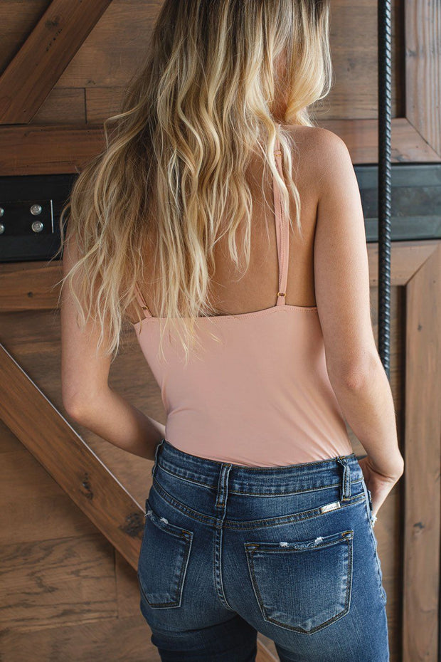 Blush Bodysuit