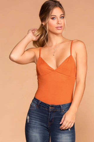 Easy Goes It Top - Mustard