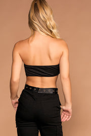 Priceless | Black | Bandeau | Womens