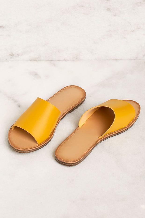Priceless | Tan | Slide Sandals | Womens