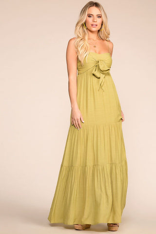 Lumi Tie-Dye Maxi Dress