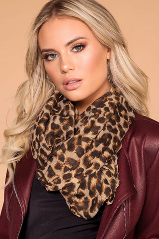Everly Infinity Scarf - Multi