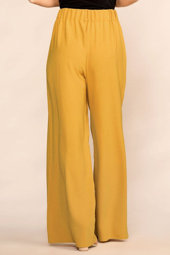 Shop Priceless | Mustard | Wide Leg Pants | Womens