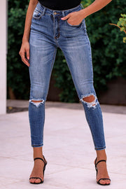 Beyond Denim Skinny Jeans