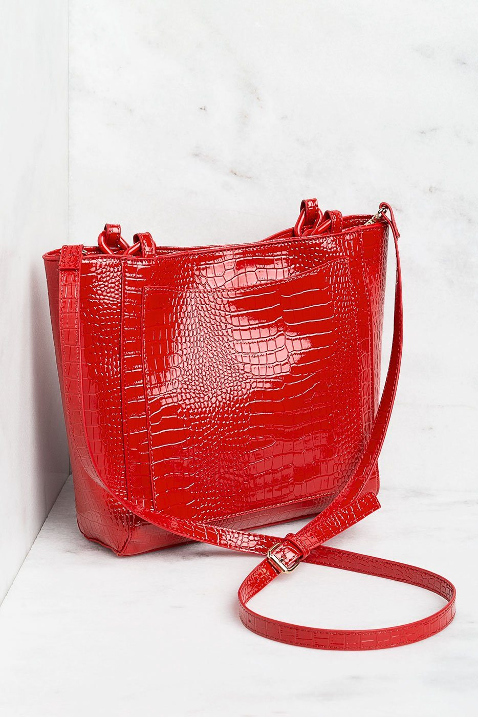 221b946a7fe Shop Priceless | Red | Chain Purse | Bag | Accessories | Womens