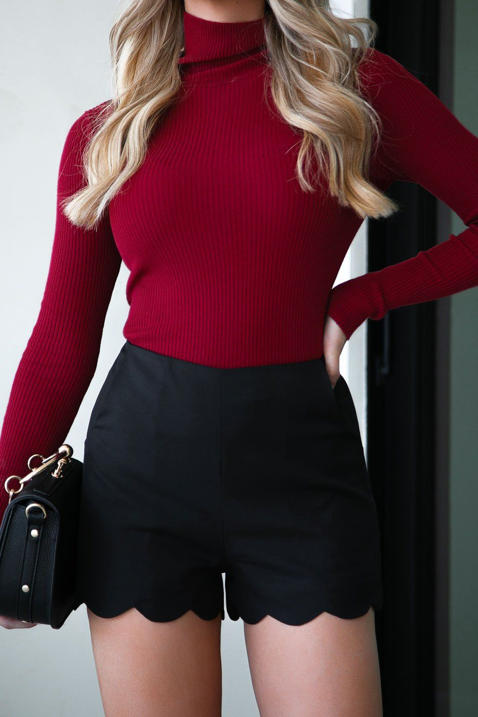 Ruby Turtleneck Sweater