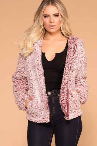 Beauty Mark Leopard Coat