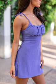 Periwinkle Dress