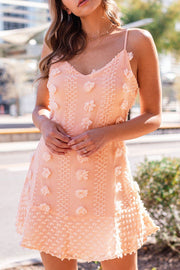 Clem Blush Mini Dress