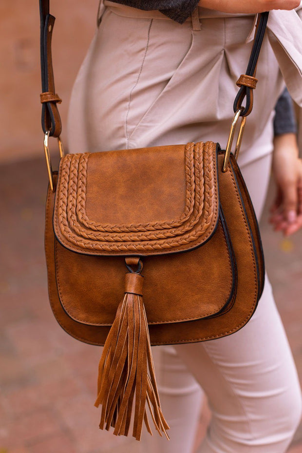 Cypress Tan Purse