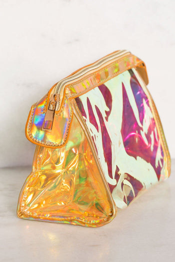 Iridescent Clutch Accessory