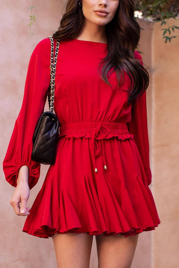 Dream Destination Red Dress