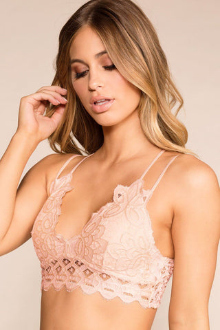Landon Rose Lace Cami