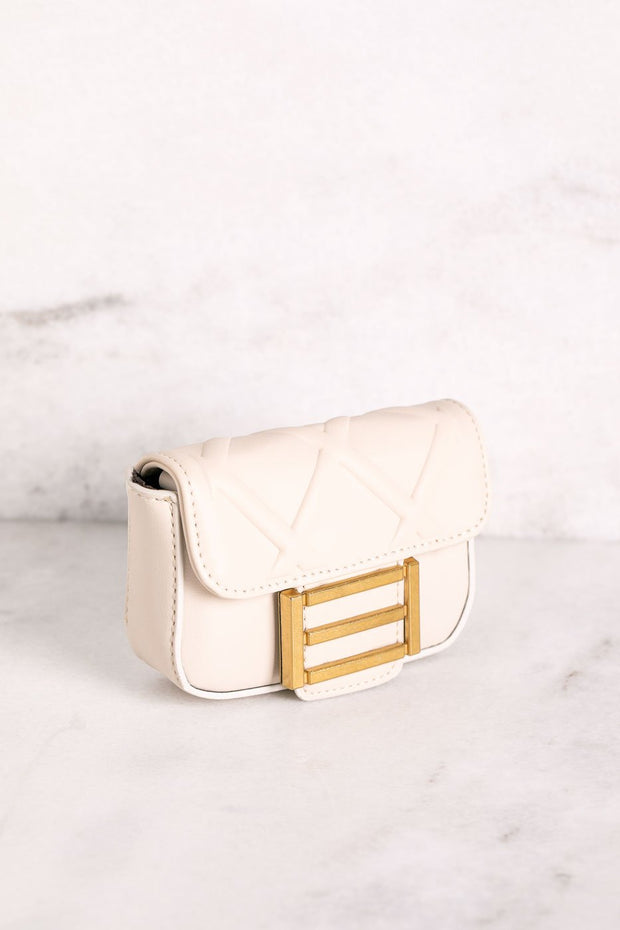 Esther Ivory Purse