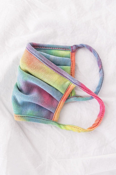 Tie-Dye Washable Face Mask