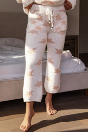 Star Pattern Lounge Pants