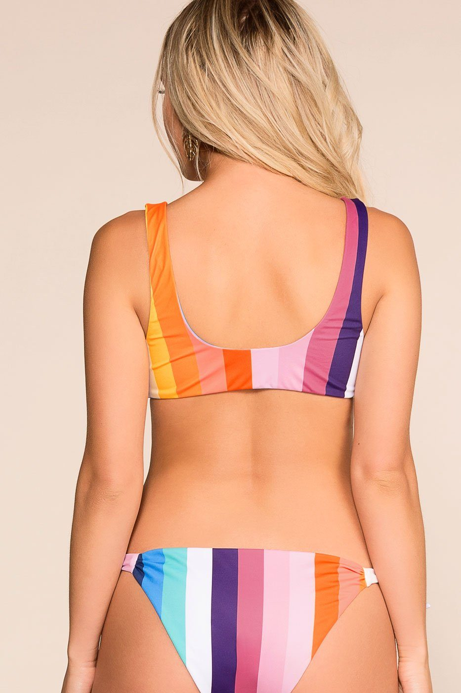 Priceless | Two-Piece | Colorblock | Swimsuit | Womens