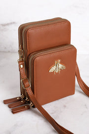 Gisele Tan Crossbody Purse