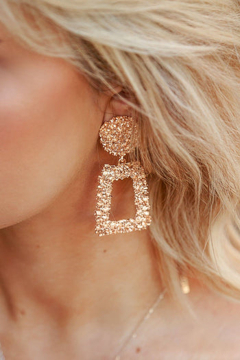 Golden Age Earrings | Beautysis
