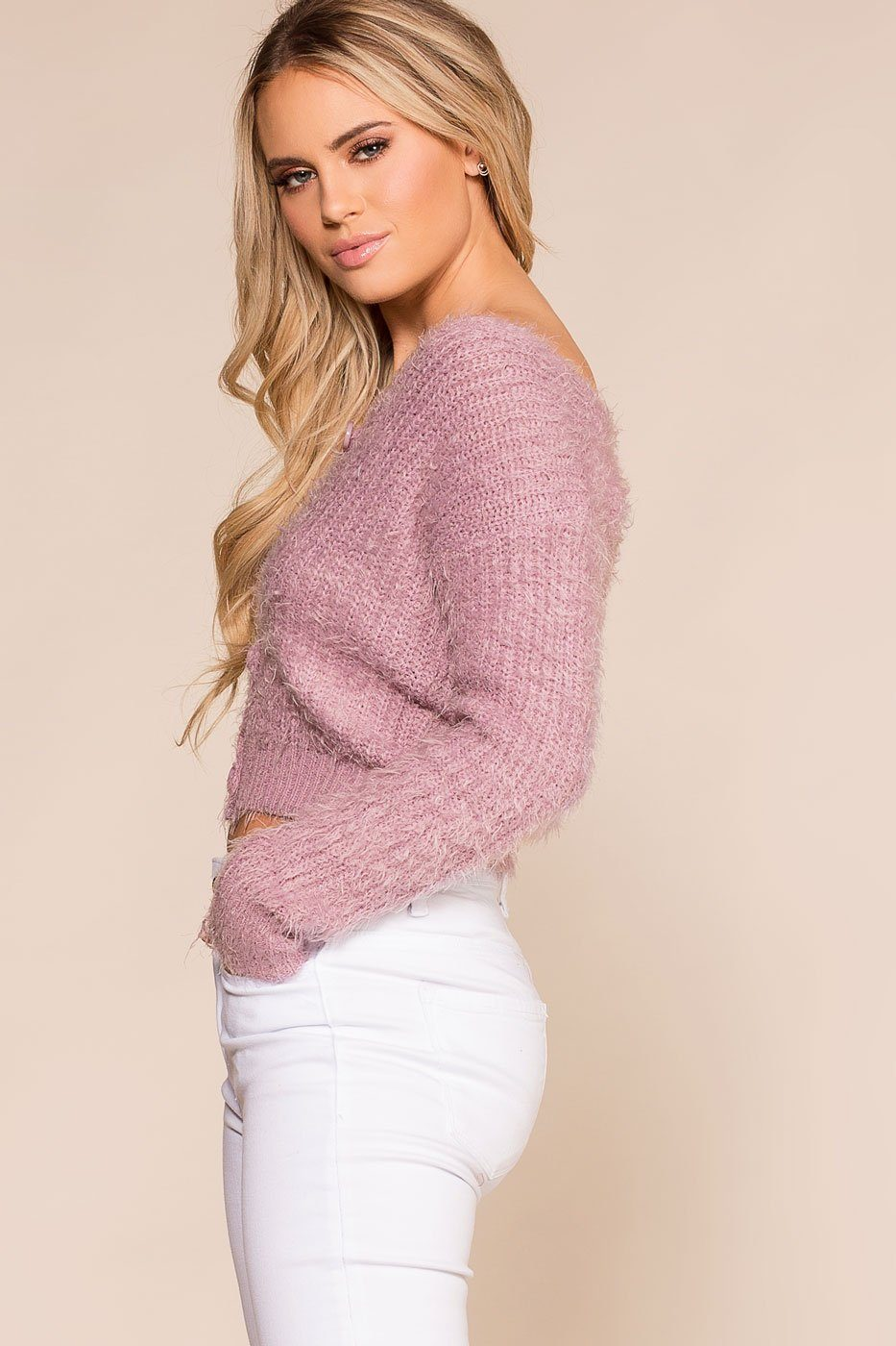 Priceless | Lavender | Fuzzy Cardigan | Cardigan Top | Womens