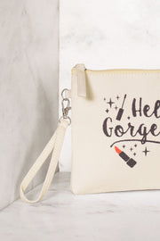 Priceless | Hello Gorgeous | Make Up Bag | Accessories