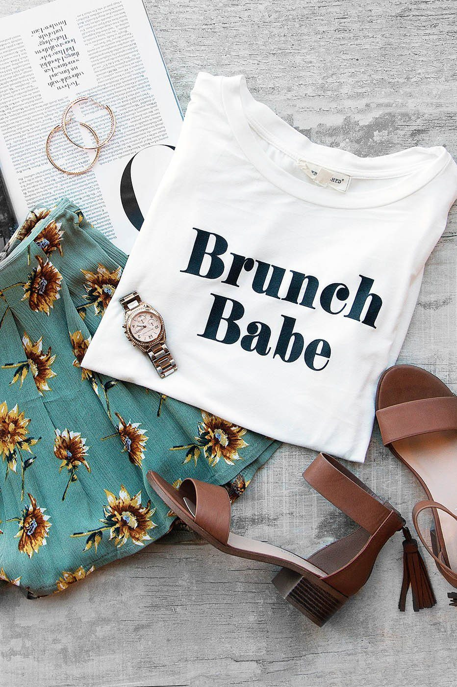 Brunch Babe Top | Shop Priceless