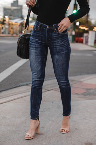 Cambrey High Waisted Jeans
