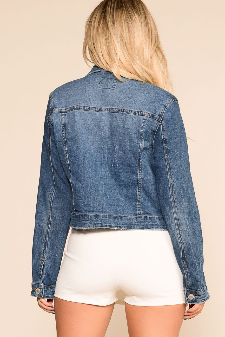 Priceless | Denim Jacket | Womens
