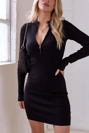 Just Ride Bodycon Dress