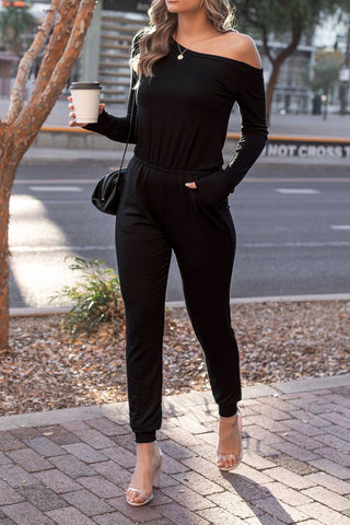 Soul Mates Black Turtleneck Bodysuit
