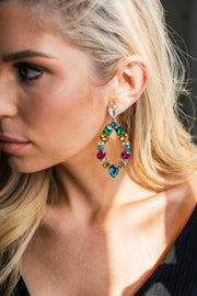 Katya Multicolor Earrings