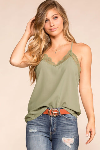 A Little Sunshine Coral Crop Top