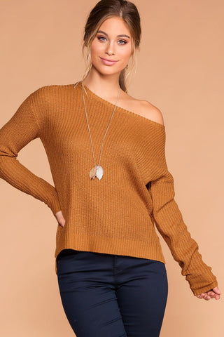 Riley Sweater - Mauve