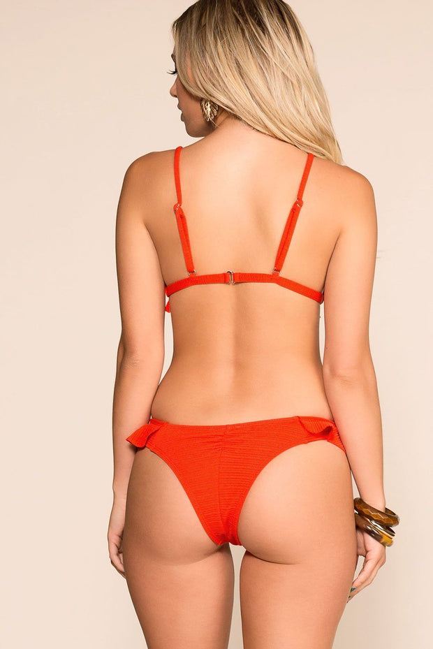 Priceless | Red | Two-Piece | Swimsuit | Womens