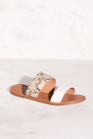Cece Natural Vegan Suede Heels